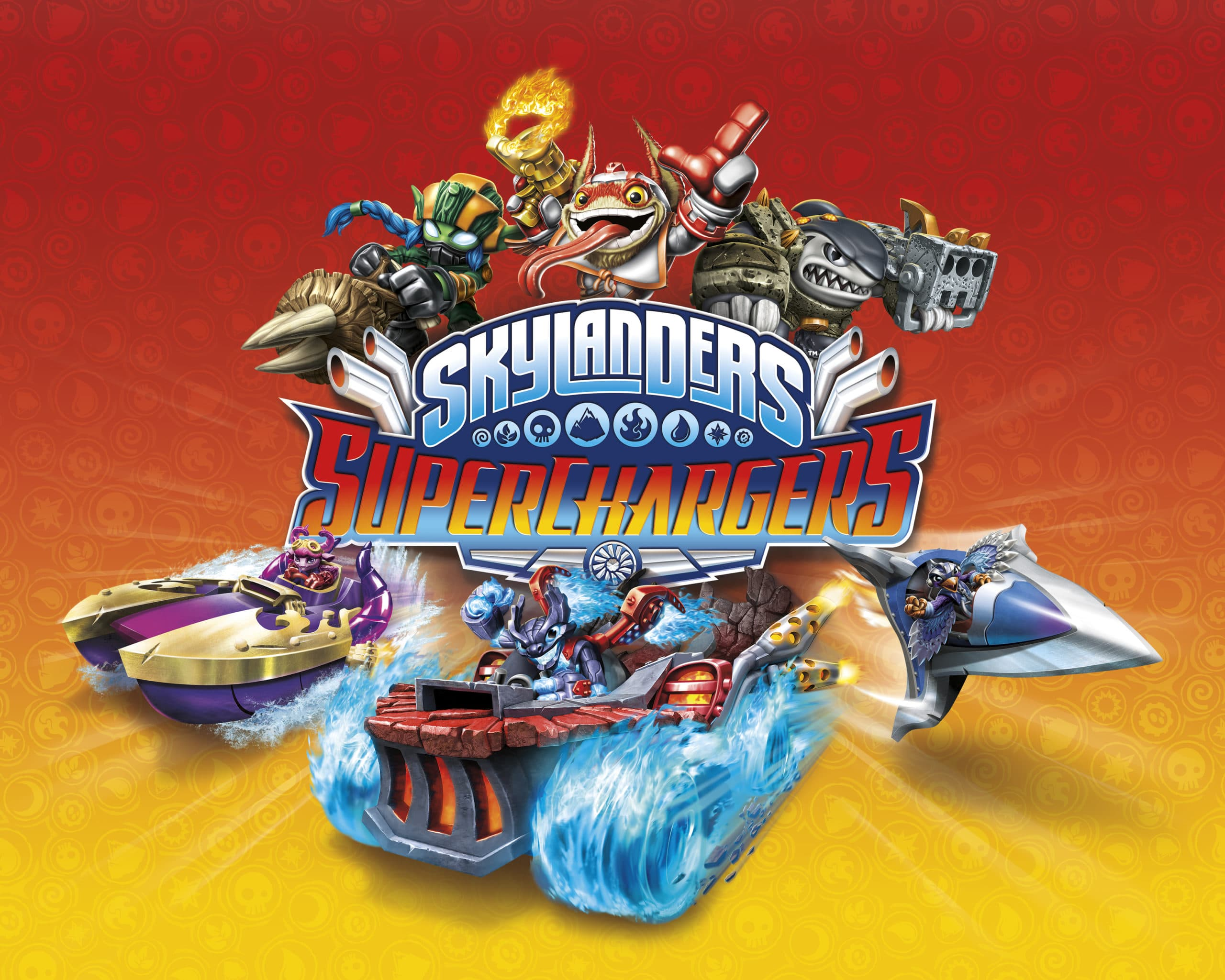 Skylanders SuperChargers Coming This Fall