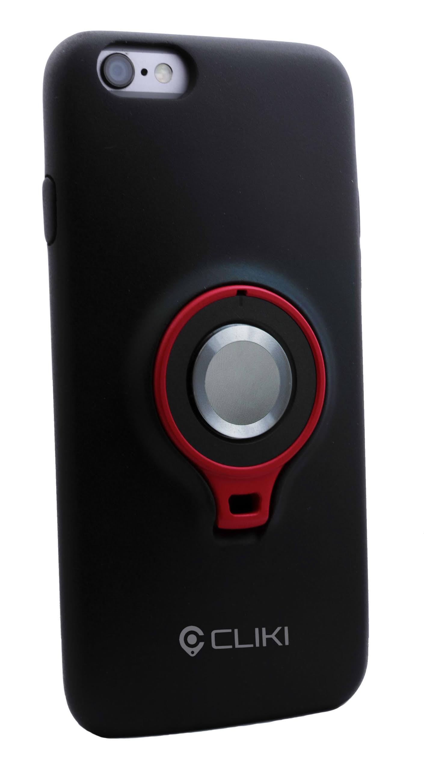 Cliki the new case with a removable remote