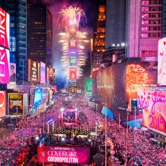 Want to watch the Times Square New Year's Eve ball drop? I've got a webcast for that!