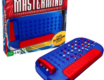 Mastermind Is The Ultimate Game For Brain Boggling Family Fun!