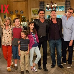 It's time for Fuller House #StreamTeam