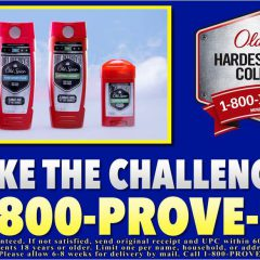 Old Spice Hardest Working Collection Kit giveaway