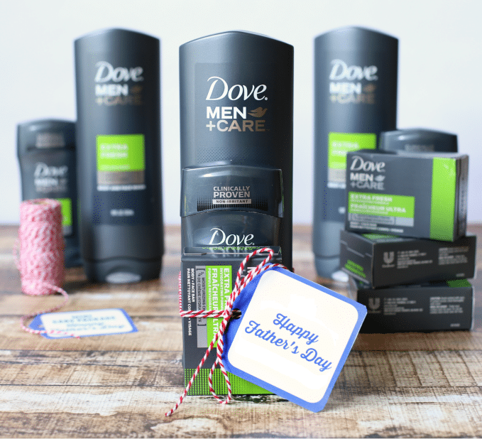 Father's Day shopping at BJ's for Dove Men + Care items #DoveMenDads