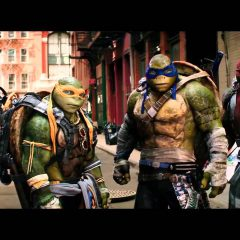 Teenage Mutant Ninja Turtles: Out of the Shadows Cast Interviews