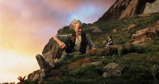 "Dahl's beloved classic ""The BFG"" to life on screen"