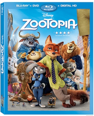 Now you can bring Zootopia home