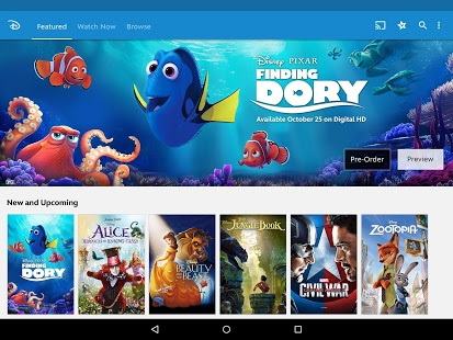Verizon FiOS is joining Disney Movies Anywhere #FiOSNY