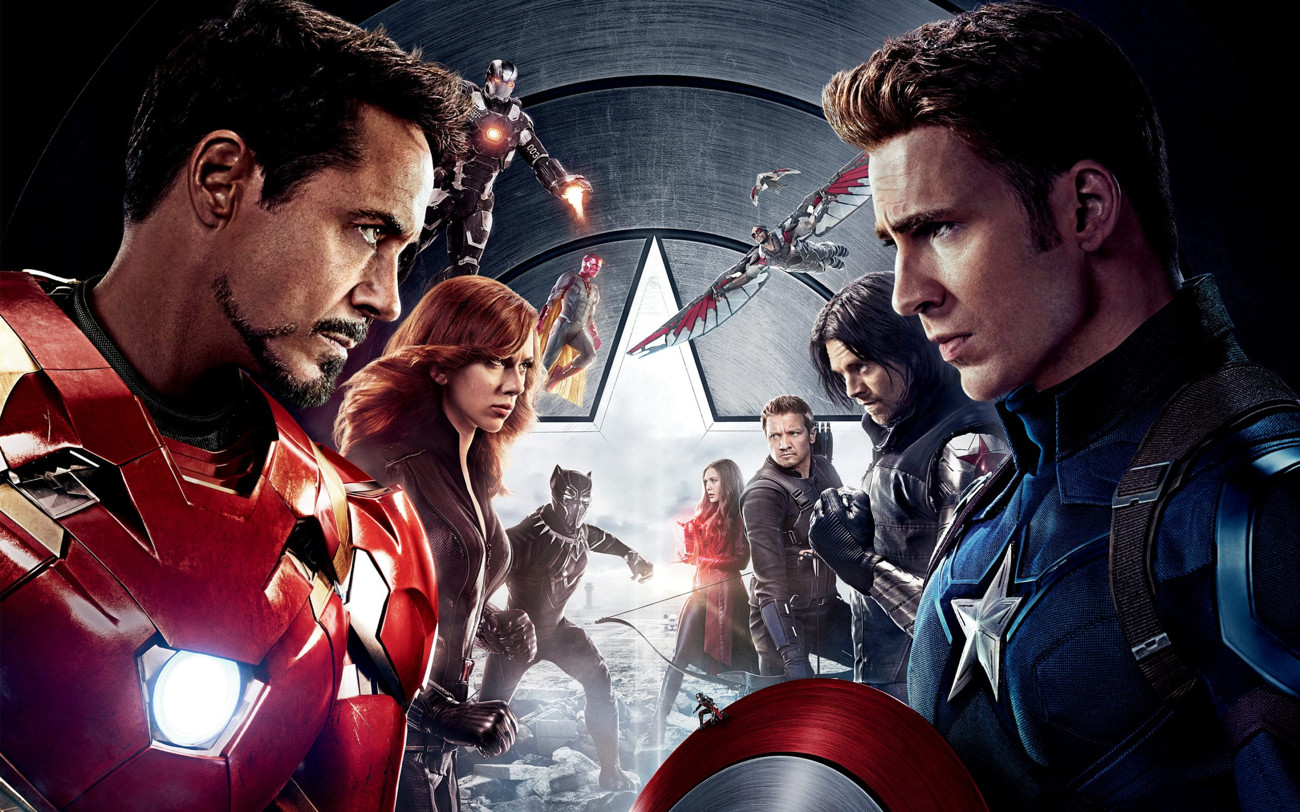 Marvel's Captain America: Civil War is ready to rumble in your home!