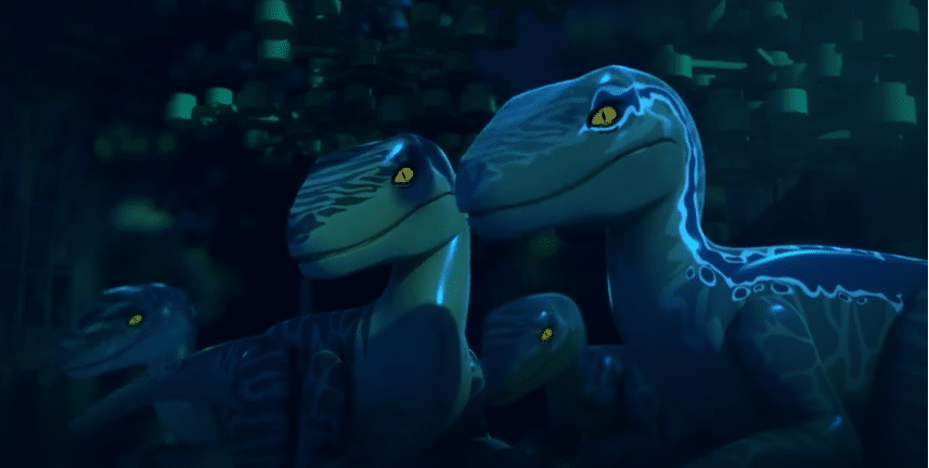 LEGO Jurassic World roars on to YouTube #JurassicWorldLego