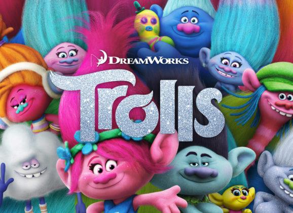 DreamWorks TROLLS is now on Bluray – Craft a Bergen #TrollsFHEInsiders #BringHomeHappy
