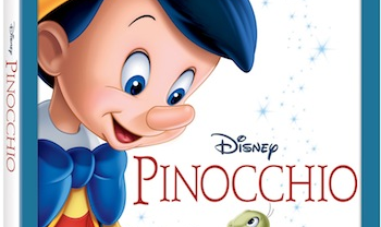 Take home Disney's Pinocchio Signature Collection before it goes back into the vault