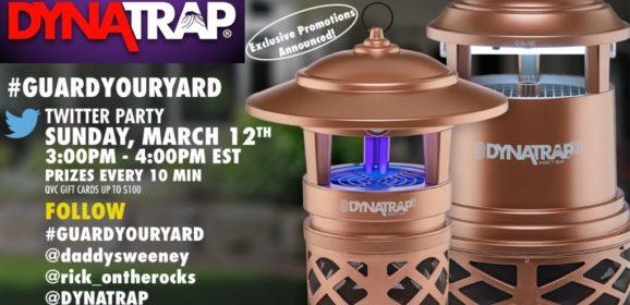 #GuardYourYard with DynaTrap