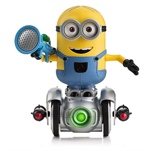 WowWee Minion MiP – Turbo Dave zooms into your home!