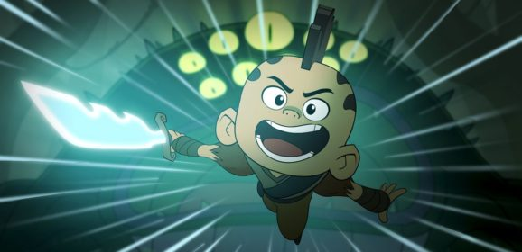 Niko and the Sword of Light is a magical new show for kids on Amazon Prime Video