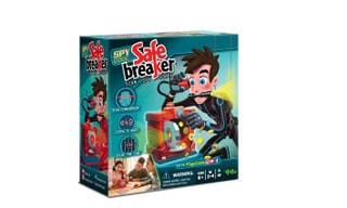 Game time with YULU's Safe Breaker and Break Free