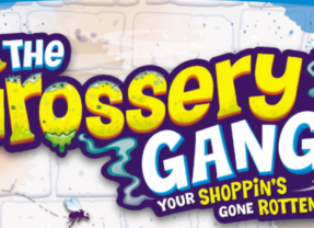 It's The Grossery Gang Putrid Power, the biggest, boldest and bestest series yet