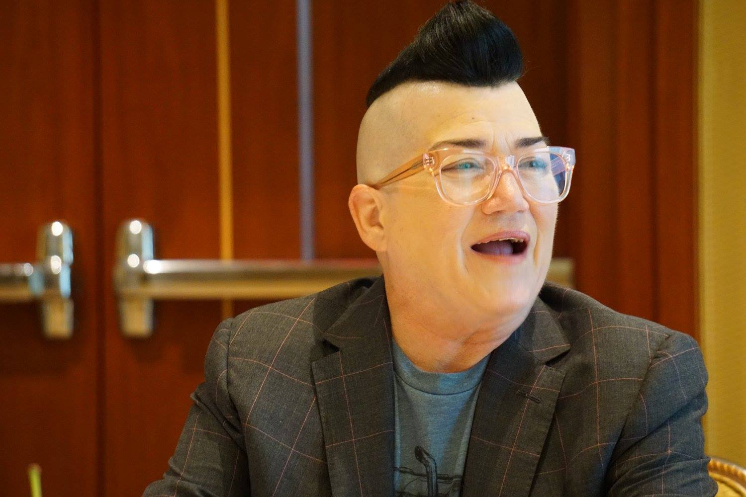 Interview Lea Delaria star with Disney CARS 3