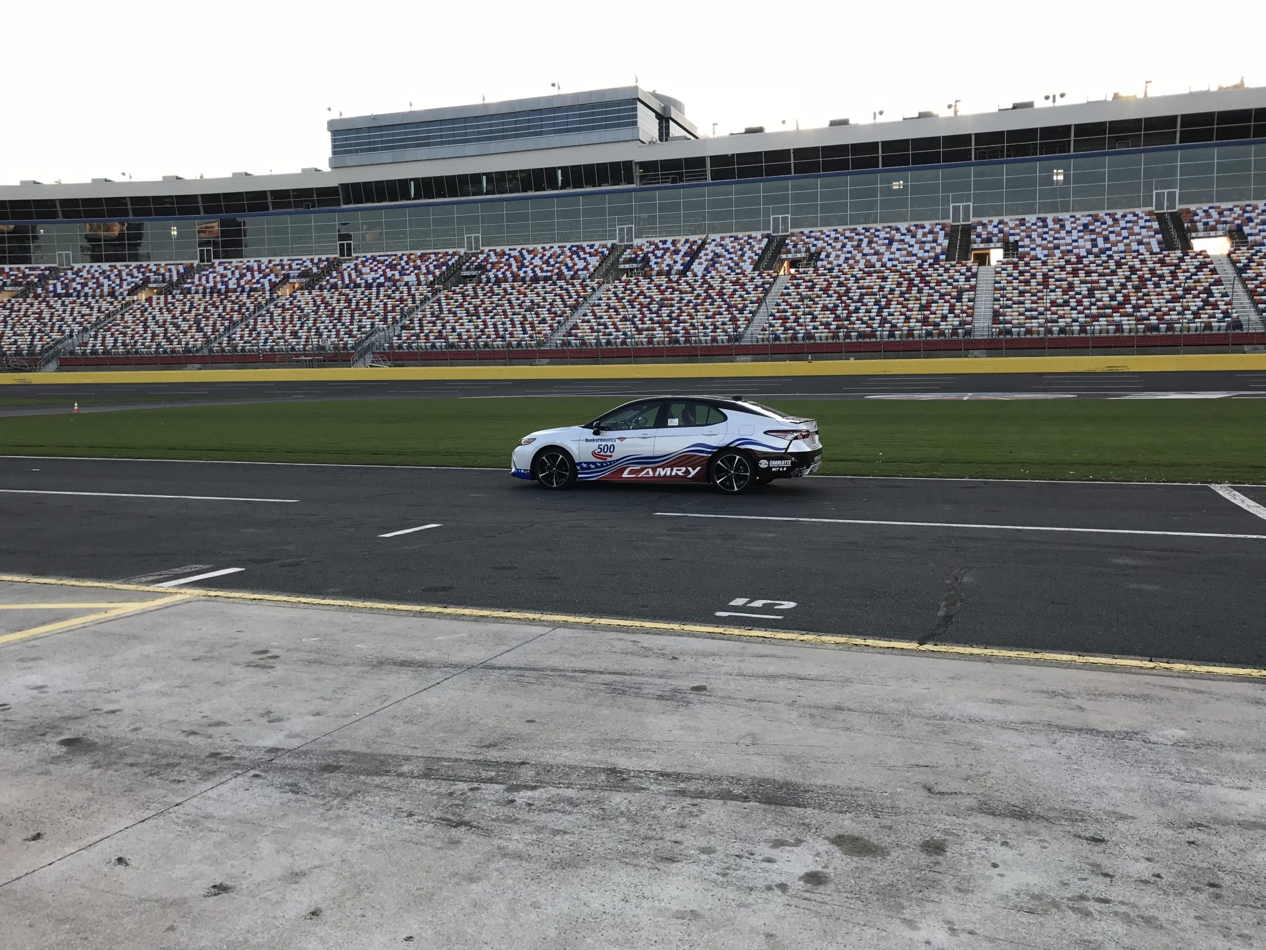 Charlotte Motor Speedway – Much more than just left turns