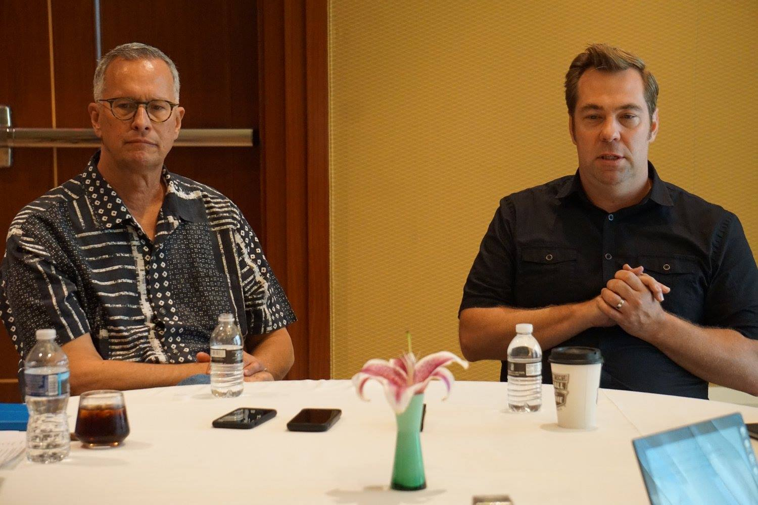 Interview with Disney*PIXAR CARS 3 Director Brian Fee and Producer Kevin Reher