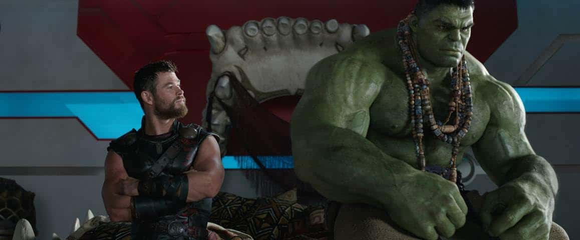 Thor: Ragnorak is a SMASHING good time!