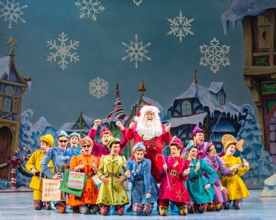 """ELF The Musical"" Opens At Madison Square Garden in NYC on December 13th! Discount Code!"