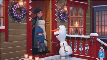 Olaf's Frozen Adventure now available for digital download