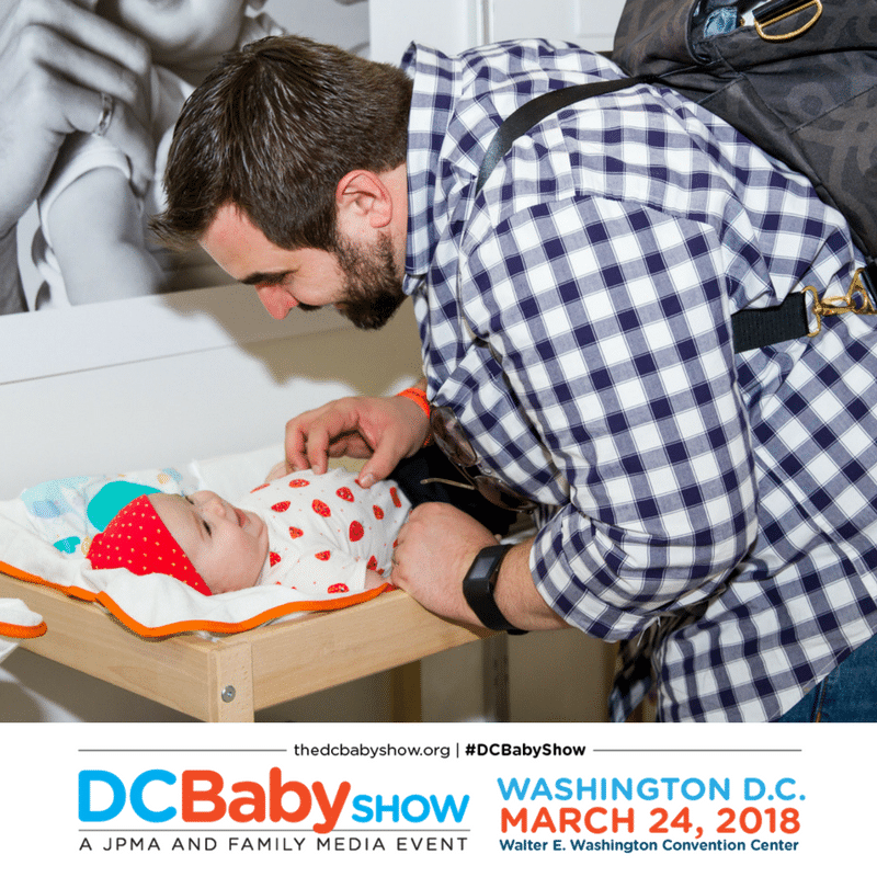 Calling all expectant & new Moms and Dads to the DC BABY SHOW March 24TH
