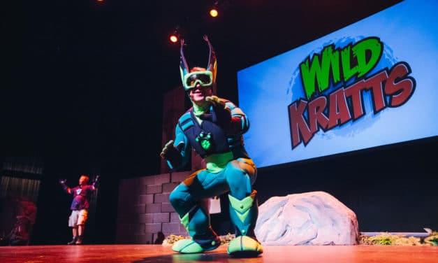WildKrattsLIVE2.0 in NYC this weekend!