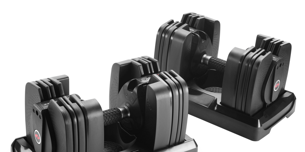 Father's Day Giveaway: BowFlex SelectTech 560 Dumbbell
