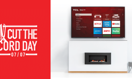 Join TCL in counting down till  National Cut the Cord Day with 7 Days of Giveaways