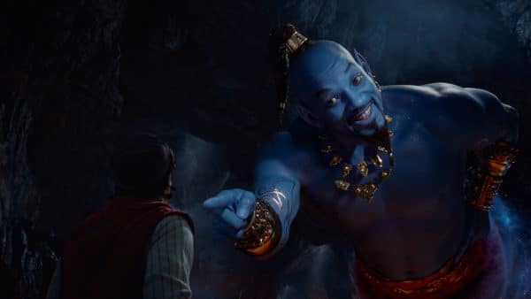 Disney Aladdin leaps in to your homes