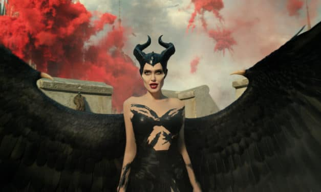 Time to watch Disney's Maleficent: Mistress of Evil now at home
