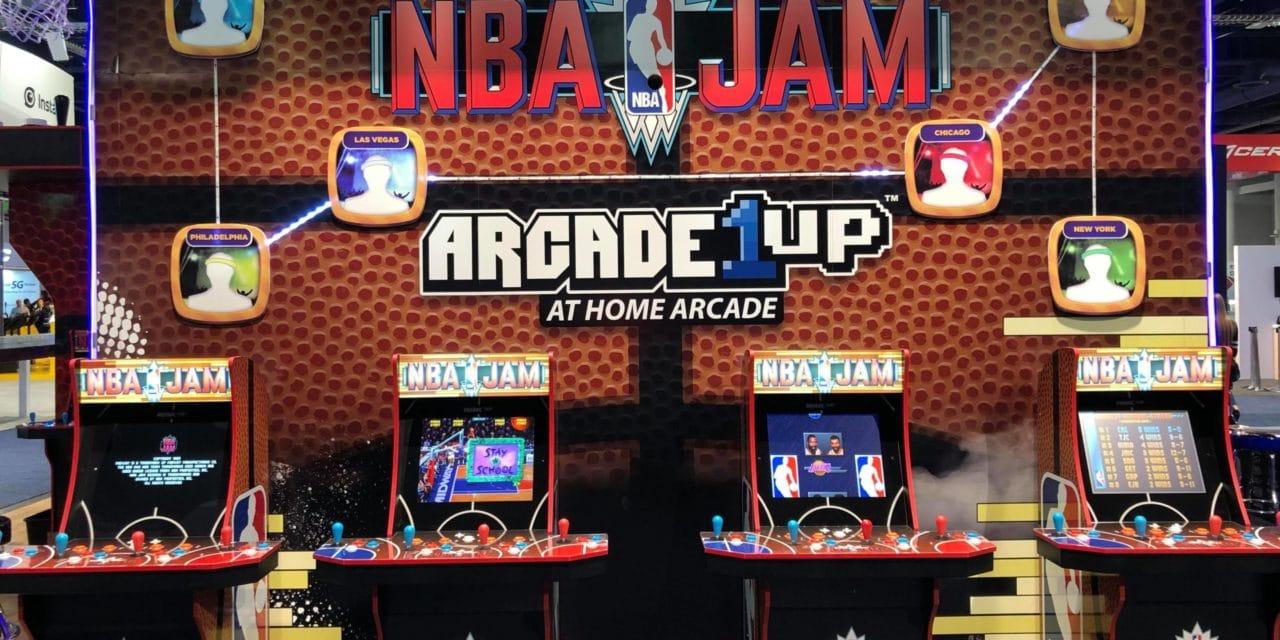 CES 2020: Arcade1up announces the next wave