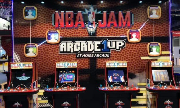 CES 2020: Arcade1up announces the next wave
