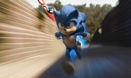 Sonic The Hedgehog is out of this world