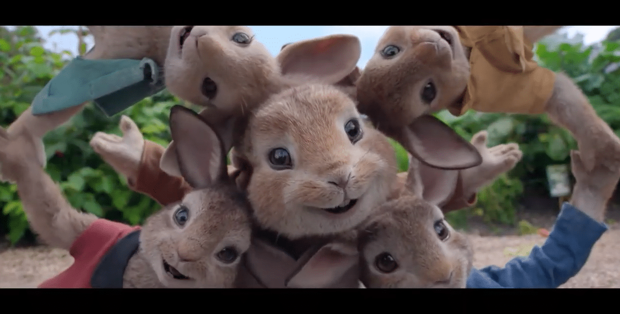Celebrate Easter with Peter Rabbit on Sony Pictures Kids Zone