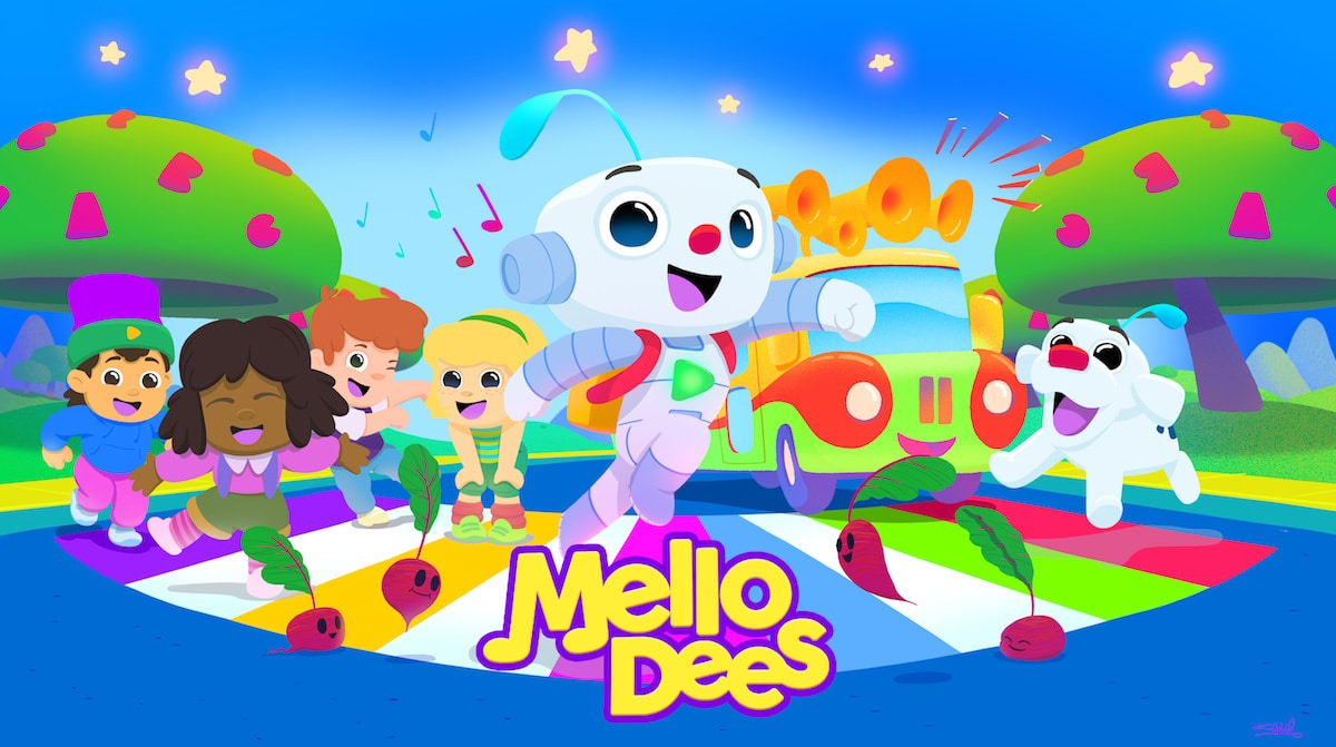 Moe Shalizi and Marshmello set to remix kids content with Mellodees