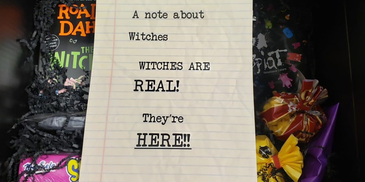 Happy Halloween – Time to watch Roald Dahl's The Witches streaming on HBO MAX! (Giveaway)